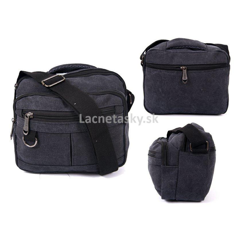 ... Crossbody taška cez rameno Lorenz Black 2 l. 2559 PORTRAIT BODY BAG  BLACK.jpg cc3b2bb3763