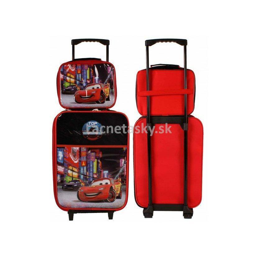 4414375fc542f Detská taška a batoh na kolieskach Cars
