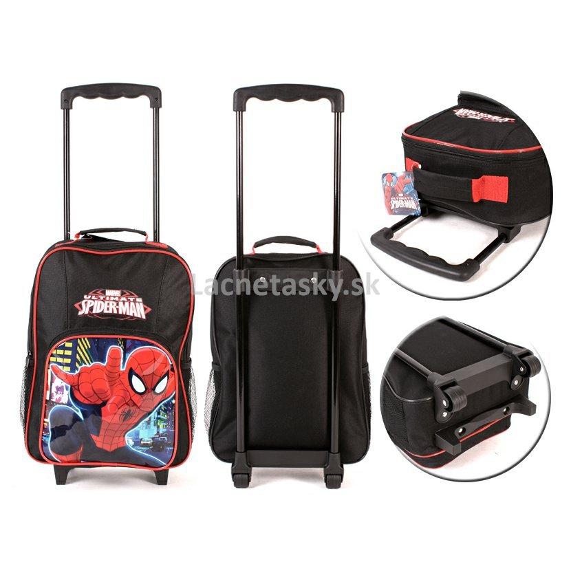 be897cf31d ... Detský batoh na kolieskach Spiderman. SPID001176 - H111.jpg